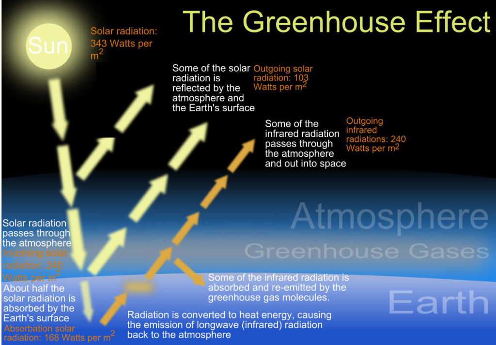 Greenhouse Effect Global Warming